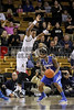 University of Memphis Tigers @ UCF Knights Mens Basketball - 2014 - DCE-3143
