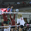 OU v Arkansas volleyball 4