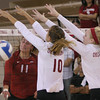 OU v Arkansas volleyball 5