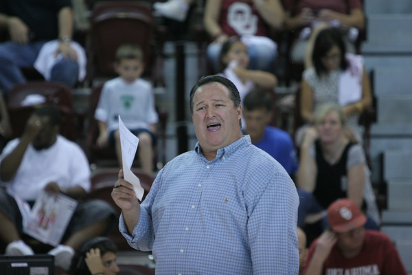 OU v Arkansas volleyball 3
