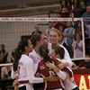 OU v Arkansas volleyball 6