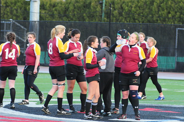 College Women's Rugby