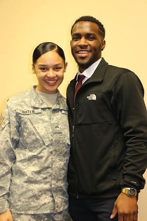 ROTC Contracting Ceremony