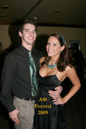 LMU Alpha Phi Formal Fall 2009