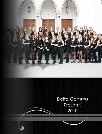 LMU Delta Gamma Presents PHOTOBOOK