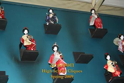 LMU Delta Zeta & Beta Exchange Spring 2009