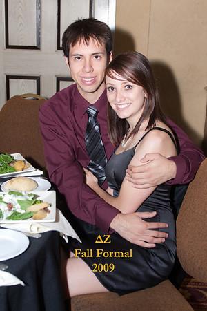 LMU Delta Zeta Formal Fall 2009
