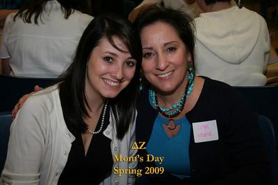 LMU Delta Zeta Mom's Day Spring 2009