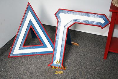 UCI Delta Gamma Bid Day Fall 2009