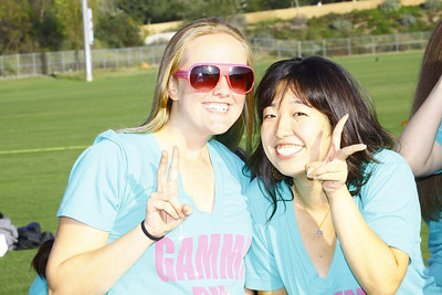 UCI Gamma Phi Beta Bid Day Fall 2009