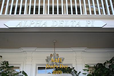 UCLA Alpha Delta Pi Dads Day 2009
