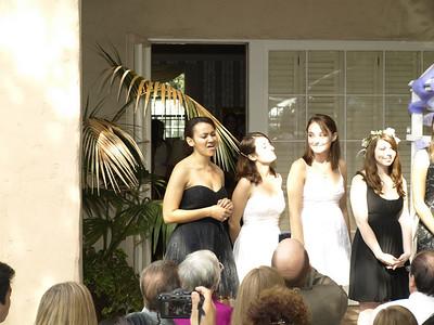 UCLA ADPi Presents Ceremony 2009