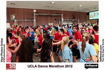 UCLA Dance Marathon 2012 Event Photos