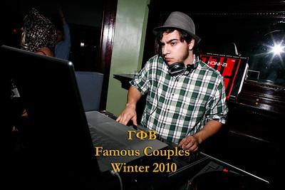 UCLA Gamma Phi Beta Famous Couples
