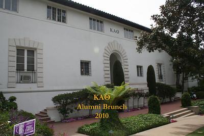 UCLA Theta Alumni Brunch Spring 2010