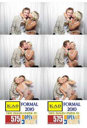 UCLA Theta Photo Booth Strips