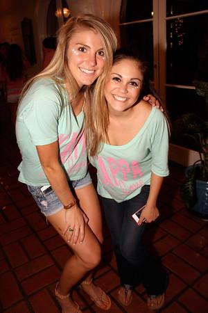 UCLA Kappa Bid Day 2012