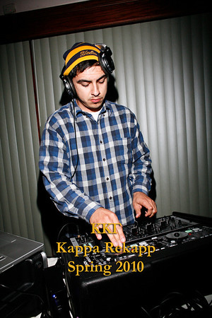 UCLA Kappa Date Party Spring 2010