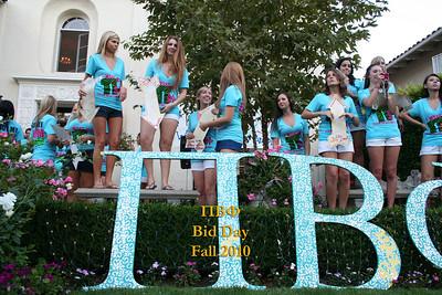 UCLA Pi Phi Bid Day Fall 2010