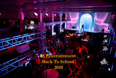 28 Entertainment Back To School