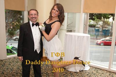 USC Gamma Phi Daddy Daughter 2010