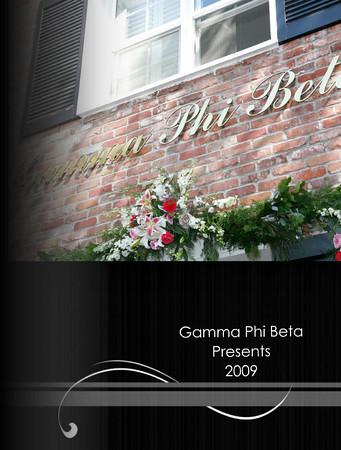 USC Gamma Phi Beta Presents PhotoBook