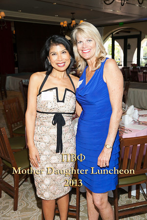 USC Pi Phi Mother Daughter Luncheon