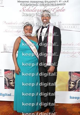 Pres MASKED Gala 2014 Portraits