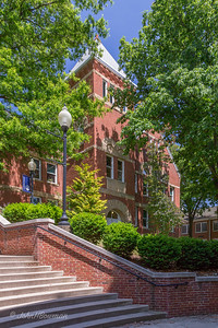 Andrews Hall (1891) - south side