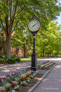 Phi Beta Kappa Clock - Christy Mall