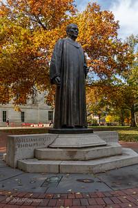 William Oxley Thompson Statue