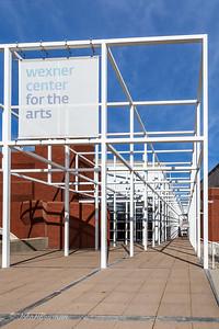 Wexner Center - SE side