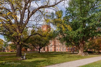 University Hall (1976 Replica of 1883 Original)