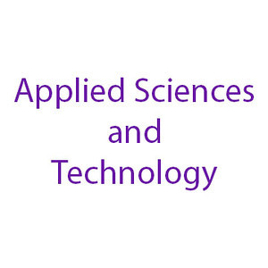 Engineering, Applied Science and Technology: College of Applied Science and Technology