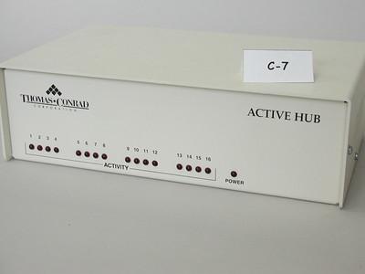 Active Hub RJ-11 Jacks