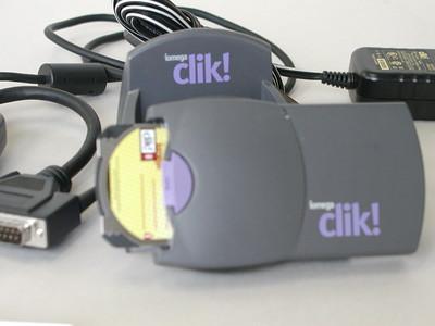Iomega Zip Click Drive PPT
