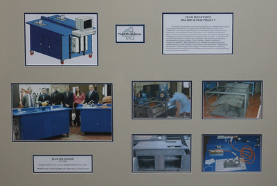 Engineering Senior Project Posters