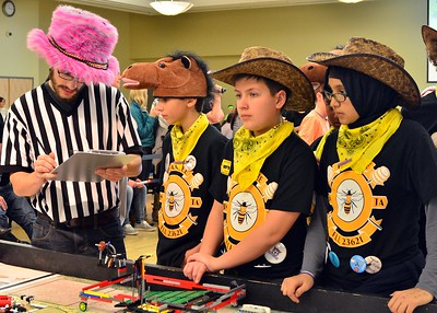 FIRST Lego competition 2017