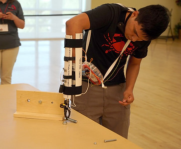 MESA Prosthetic Arm Competition