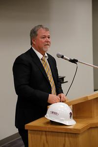 Mike McDonough, Layton Construction