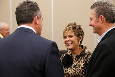Scott, Dottie, and John Parson