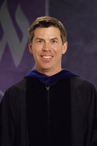Hal Crimmel, College of English Professor, 2013
