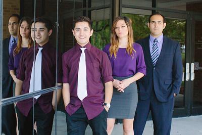 Steven Sanchez, Bianca Morales, Daniel Martinez