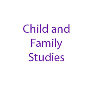 Child and Family Studies