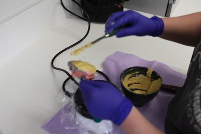 Active mold making- Dental Hygiene