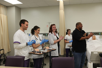 Dumke College, School of Nursing, Nursing, Big Buddah, 60th Anniversary, Davis Campus, nursing students, Nursing