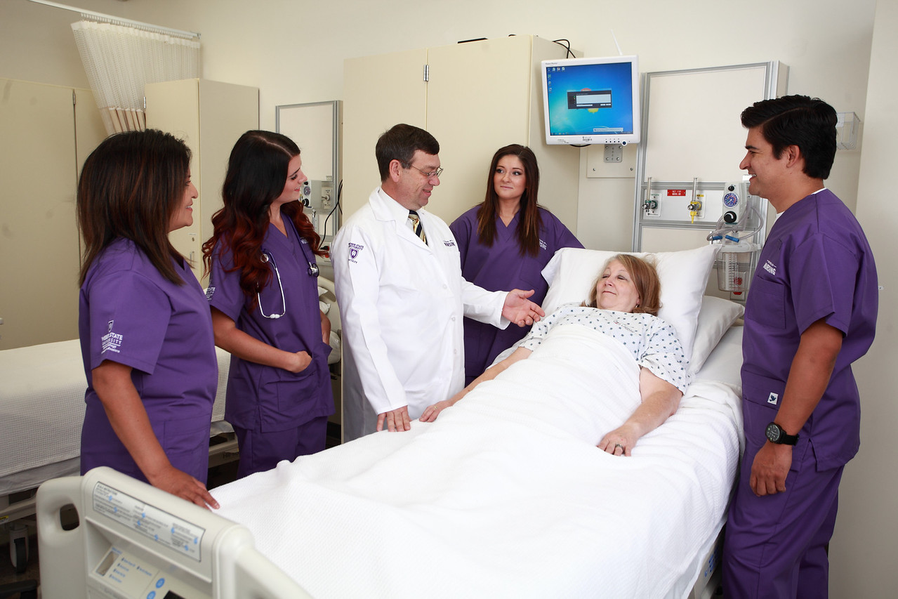 Dumke College, School of Nursing, Nursing, 60th Anniversary, Ogden Campus, nursing students, Nursing, Hillary Anger, Nancy Yazzie, Laura Preece, Don Downing, Jody Reese