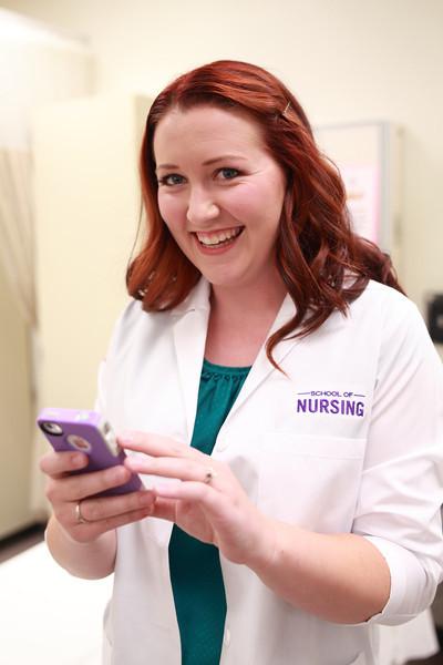 Dumke College, School of Nursing, Nursing, 60th Anniversary, Ogden Campus, nursing students, Nursing, Alex Hanson