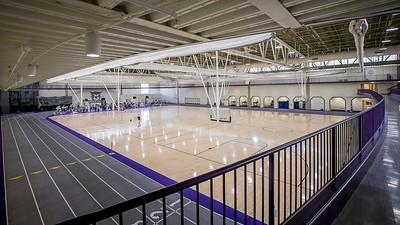 Interior basketball courts 3