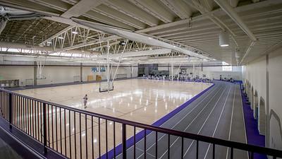 Interior basketball court 1